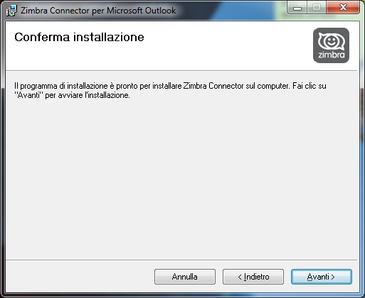 Connettore Outlook 3