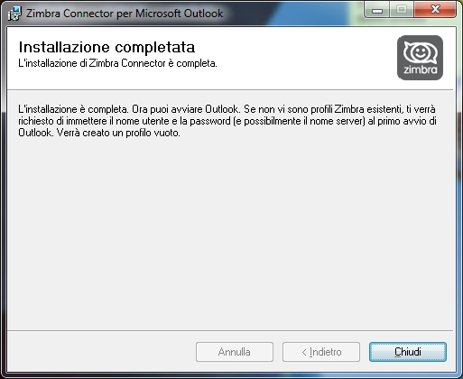 Connettore Outlook 5